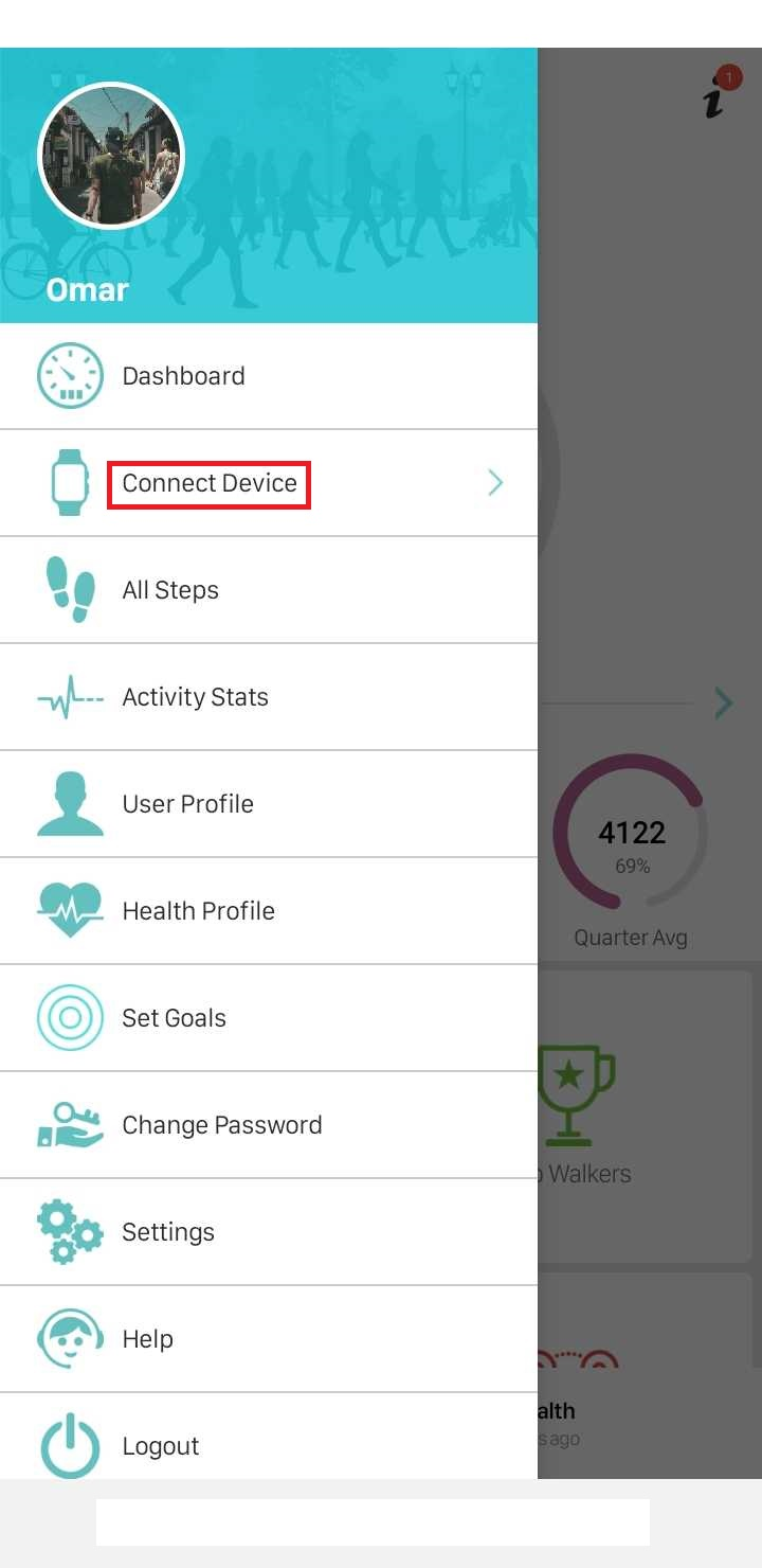 How to Connect Google Fit for Android Devices – Walkingspree